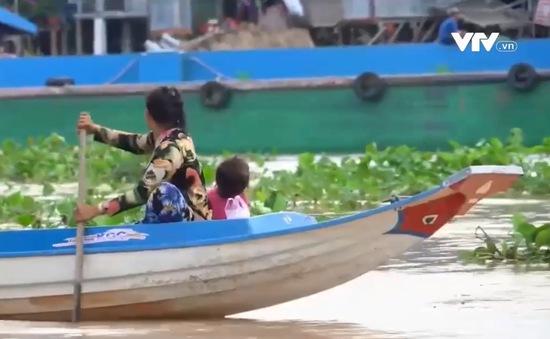 Biến đổi khí hậu, người trẻ ở Đồng bằng sông Cửu Long phải bỏ quê ra đi