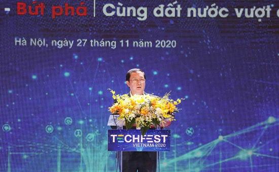 """Bộ trưởng Huỳnh Thành Đạt kỳ vọng Việt Nam sớm có nhiều hơn 2 """"kỳ lân"""""""