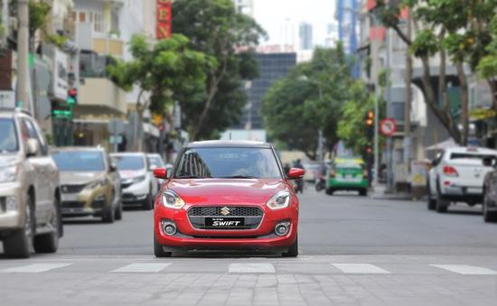 Suzuki Swift – Hatchback thời trang mang thiết kế châu Âu
