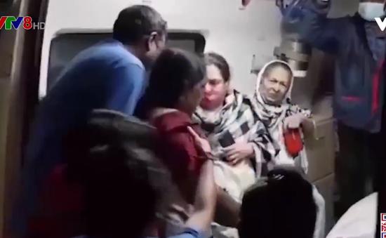 Hỏa hoạn tại bệnh viện ở Ấn Độ
