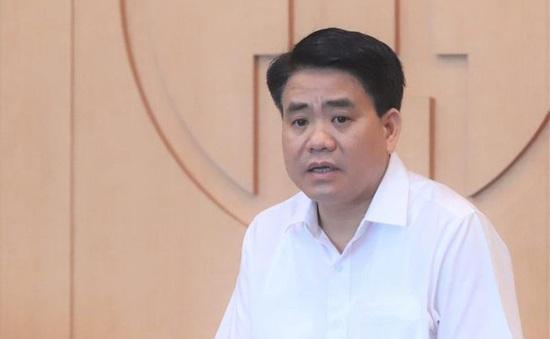 Xét xử kín vụ án ông Nguyễn Đức Chung chiếm đoạt tài liệu bí mật Nhà nước