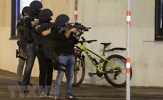 Anh nâng mức cảnh báo về nguy cơ khủng bố sau vụ xả súng đẫm máu tại Áo