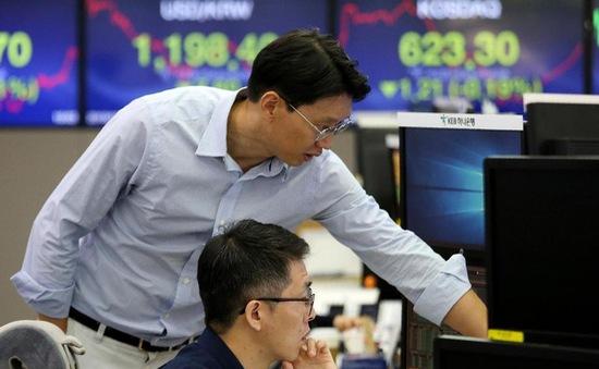 Ngóng kết quả bầu cử Mỹ, chứng khoán châu Á tăng mạnh