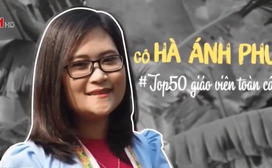 Cô giáo Hà Ánh Phượng - niềm tự hào của Việt Nam