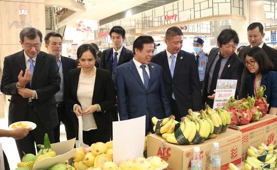 Nỗ lực đưa sản phẩm Việt vào hệ thống bán lẻ toàn cầu