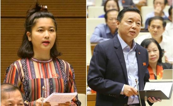Bộ trưởng Trần Hồng Hà: Mất rừng không phải do thủy điện mà do tư duy sai trái