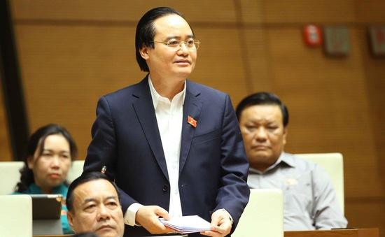 Bộ trưởng Phùng Xuân Nhạ: Xây dựng chương trình mới, Bộ phấn đấu tiêu 12 triệu USD