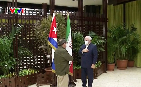 Cuba - Iran tăng cường quan hệ song phương