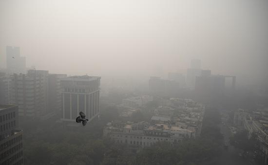 Ô nhiễm không khí nghiêm trọng tại Ấn Độ trong nhiều ngày liên tiếp