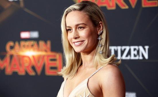 """""""Captain Marvel"""" Brie Larson tự ti về ngoại hình của bản thân"""