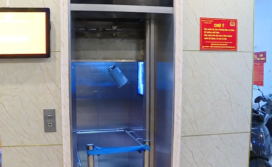 Vụ thang máy rơi từ tầng 5: Thang máy thường xuyên xảy ra sự cố