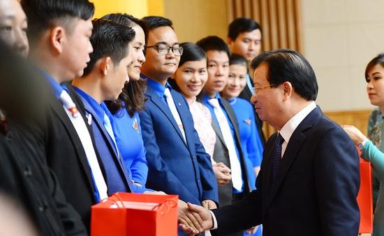 56 thanh niên nông thôn tiêu biểu nhận Giải thưởng Lương Định Của năm 2020