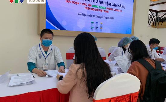 Người thử vaccine COVID-19 Việt Nam sẽ được mua bảo hiểm rủi ro