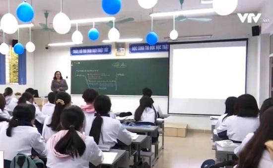Tinh giản sổ sách gỡ gánh nặng giấy tờ cho giáo viên