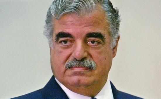 Tuyên 5 án chung thân đối với thủ phạm sát hại cựu Thủ tướng Lebanon