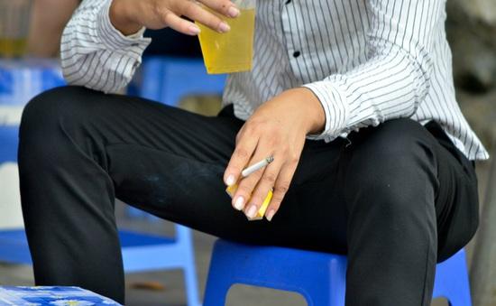 Hà Nội thành lập ban kiểm tra xử lý vi phạm hút thuốc lá nơi công cộng