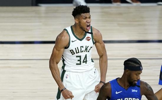 Giannis Antetokounmpo ký hợp đồng kỷ lục NBA
