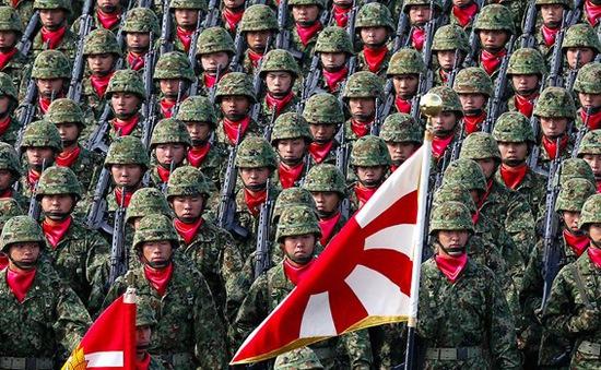Nhật Bản dự kiến chi 5,3 nghìn tỷ Yen cho ngân sách quốc phòng