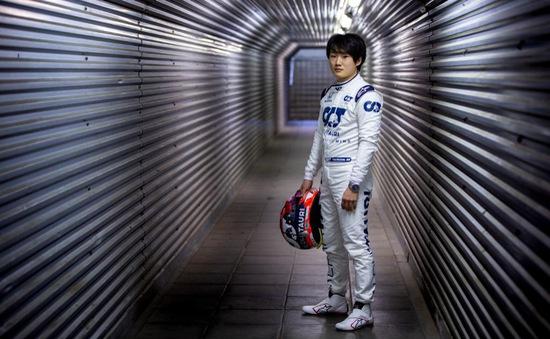 Alpha Tauri ký hợp đồng với tay đua người Nhật Bản cho mùa 2021