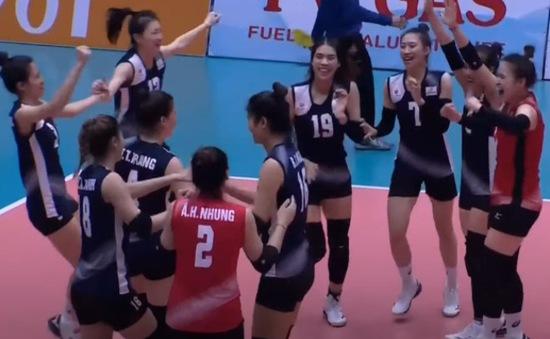 Giải bóng chuyền nữ VĐQG 2020: Thông tin Liên Việt PostBank lần thứ 13 vào chung kết