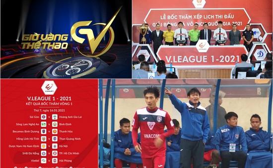 Giờ vàng thể thao ngày 18/12/2020: V.League 2021 sắp khởi tranh nhưng còn đó những nỗi lo