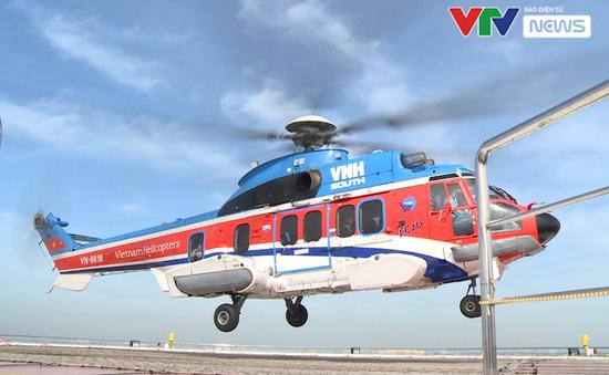 Việt Nam chính thức có sân bay trực thăng cấp cứu đầu tiên