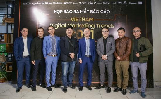 Ra mắt báo cáo về xu hướng Digital Marketing của Việt Nam năm 2021