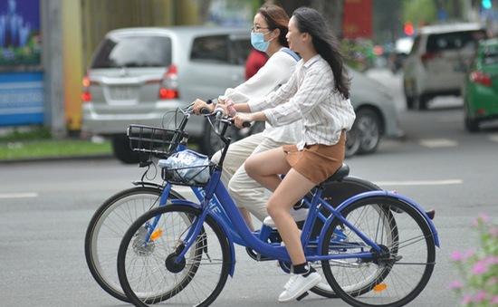 Thí điểm xe đạp công cộng tại TP Hồ Chí Minh, giá 10.000 đồng/giờ