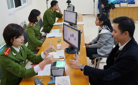 TP Hồ Chí Minh chuẩn bị cấp căn cước công dân có gắn chip điện tử