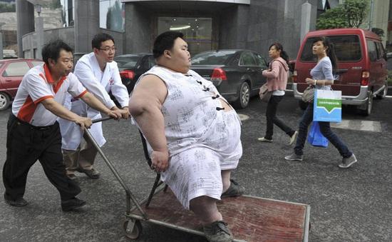 Hơn 50% người trưởng thành tại Trung Quốc bị thừa cân