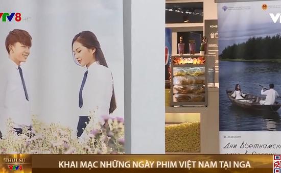 Khai mạc những ngày phim Việt Nam tại Liên Bang Nga