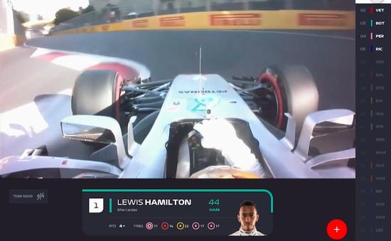 F1 tìm kiếm đối tác phát sóng trực tuyến các chặng đua