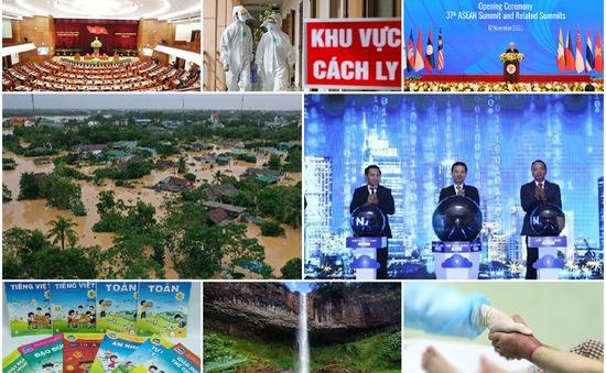 [INFOGRAPHIC] 10 sự kiện Việt Nam nổi bật năm 2020 do TTXVN bình chọn