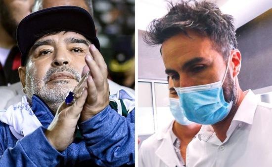 Maradona đã không được điều trị đúng cách
