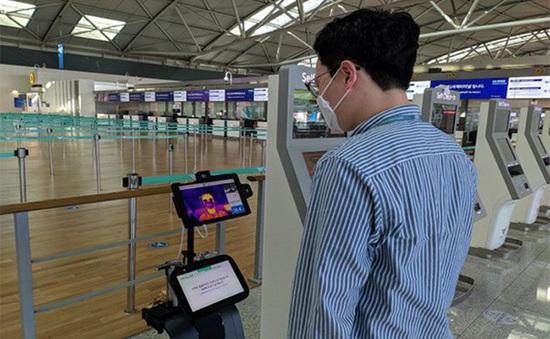 Hàn Quốc ứng dụng mạng 5G sàng lọc bệnh nhân COVID-19 tại sân bay