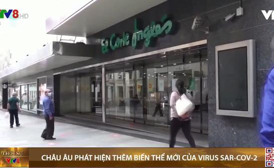 Một số nước Châu Âu phát hiện thêm các ca nhiễm biến thể mới của virus Sar-cov-2