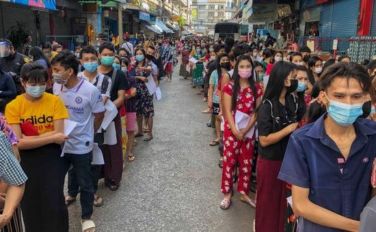 Đông Nam Á ghi nhận thêm nhiều ca mắc COVID-19 mới