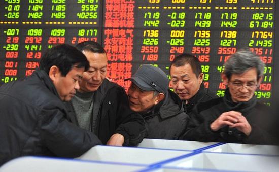 Chứng khoán Trung Quốc tăng gần 5.000 tỷ USD trong năm 2020