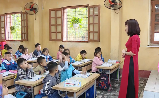 Hơn 10% học sinh chưa đăng ký tuyển sinh lớp 1 trực tuyến tại Hà Nội