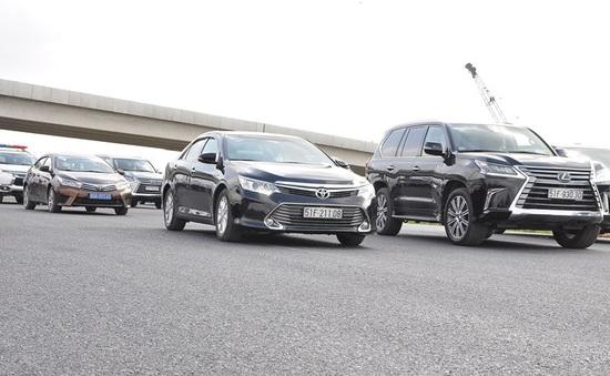 Chưa cho phép xe lưu thông trên cao tốc Trung Lương - Mỹ Thuận