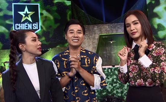 """Hậu trường cực nhắng của bộ ba Nguyên Khang, Miko Lan Trinh, Phan Lê Ái Phương tại """"Chiến sĩ 2020"""""""