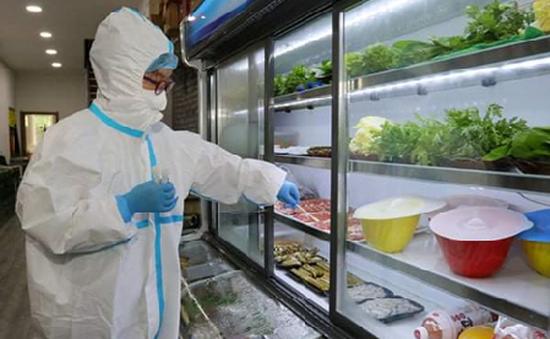 TP.Hồ Chí Minh: Truy tìm virus SARS-CoV-2 trên 100 mẫu bao bì thực phẩm nhập khẩu