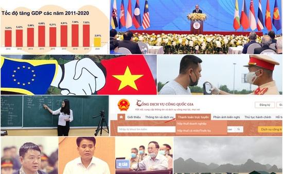 10 sự kiện nổi bật của Việt Nam năm 2020 do VTV bình chọn