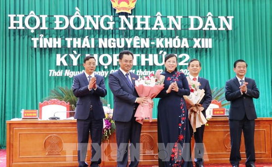 Phê chuẩn nhân sự Ủy ban nhân dân 9 tỉnh