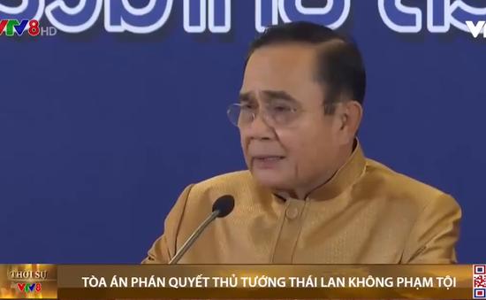 Tòa án phán quyết Thủ tướng Thái Lan không phạm tội