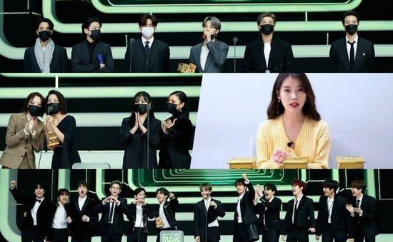 MAMA 2020: BTS tiếp tục công phá cả 4 giải Daesang