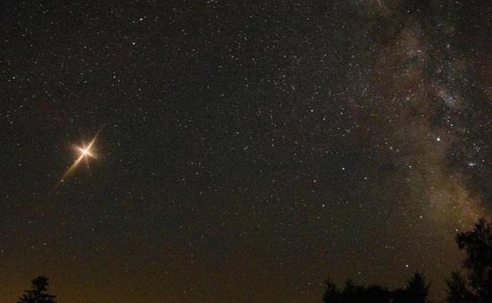 """Lần đầu sau 800 năm, xuất hiện """"Ngôi sao khổng lồ"""" hợp nhất bởi Sao Mộc và Sao Thổ"""