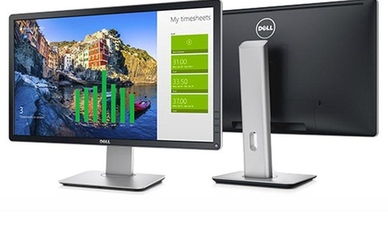 Dell dẫn đầu thị trường màn hình máy tính toàn cầu