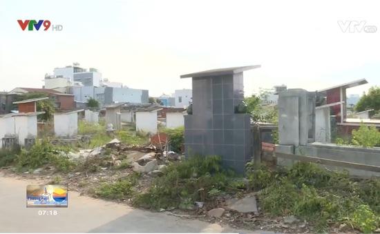 Khi nghĩa trang nằm giữa khu dân cư