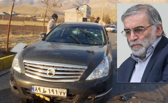Nhà khoa học hạt nhân của Iran bị ám sát bằng vũ khí tối tân